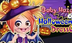 Hazel Haine de Halloween