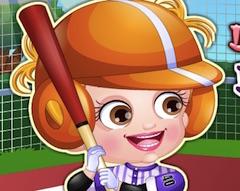 Hazel Jucatoare de Baseball