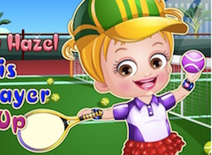 Hazel Jucatoare de Tenis