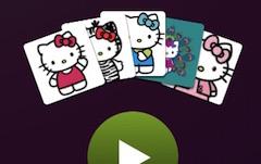 Hello Kitty de Memorie