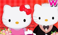 Hello Kitty Petrecerea de Nunta