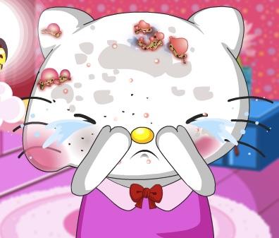 Hello Kitty Ranita la Fata