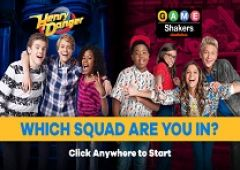 Henry Pericol si Game Shakers din…