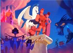 Hercules si Prieteni Puzzle