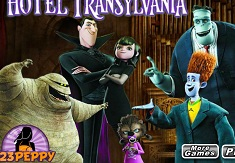 Hotel Transylvania Gaseste Alfabetul