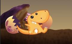 Hraniti-l pe Dino