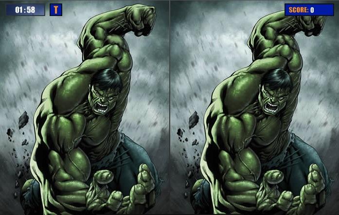Hulk cu Diferente