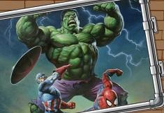 Hulk si Prietenii lui Puzzle