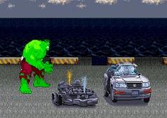 Hulk Zdrobeste Masini