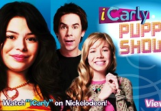 ICarly si Spectacolul Papusilor