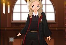 Imbraca Eleva de la Hogwarts