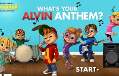 Imnul Alvin si Veveritele