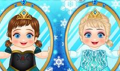 Ingrijiti Bebelusul Frozen