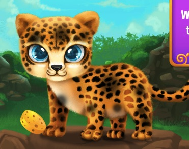Ingrijiti Puiul de Leopard