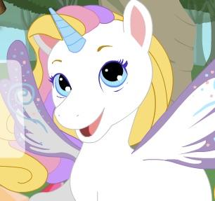 Ingrijiti Unicornul Magic
