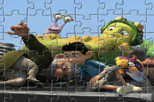 Insectibles Puzzle