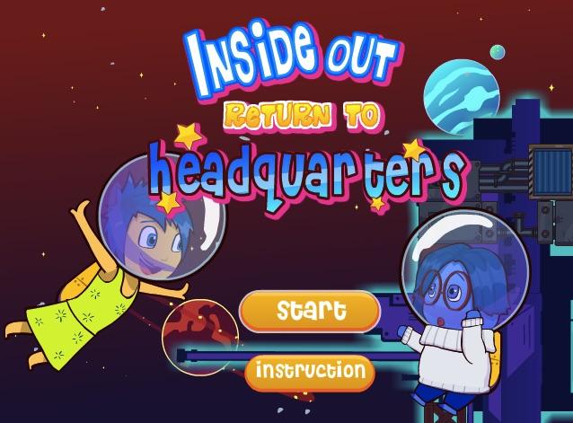 Inside Out Inapoi la Baza