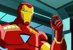 Iron Man Diferente