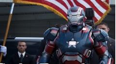 Iron Man Puzzle Rotativ