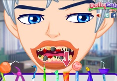 Jack Frost la Dentist