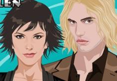 Jack Ratherborn si Alice Cullen