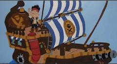 Jake si Corabia de Pirat