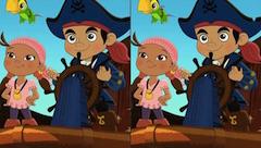 Jake si Piratii din Tara de Nicaieri…
