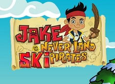 Jake si Piratii la Ski