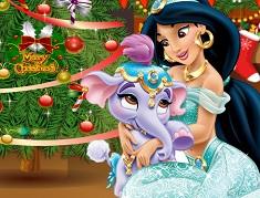 Jasmine si Bradul de Craciun