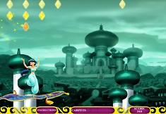 Jasmine si Covorul Fermecat