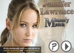 Jennifer Lawrence de Memorie