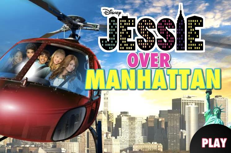 Jessie Deasupra Manhattan-ului