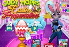 Judy Hopps Pregatiri de Paste