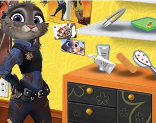 Judy Hopps Probleme in Politie