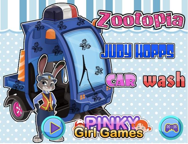 Judy Hopps Spala Masina