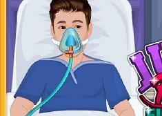 Justin Bieber la Doctorul de Gripa