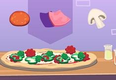 Justin Time Gateste Pizza