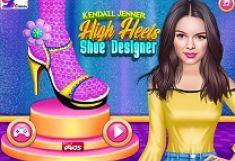 Kendall Jenner Designer de Pantofi