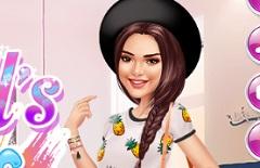 Kendall Jenner Distractia de Vara