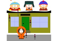 Kenny si Cutitele