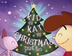 Kid vs Kat de Craciun