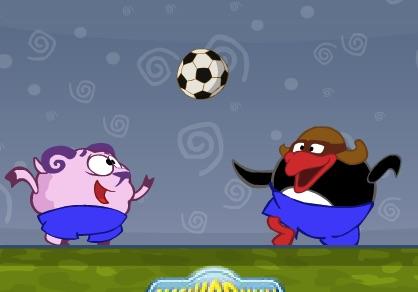 Kikoriki Fotbal in Aer