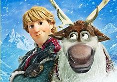 Kristoff si Sven