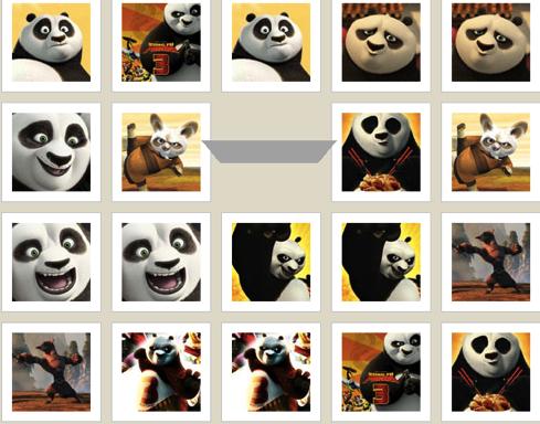Kung Fu Panda 3 De Memorie Jocuri Cu Kung Fu Panda