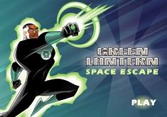 Lanterna Verde Evadarea Spatiala
