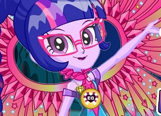 Legenda Everfree Twilight Sparkle