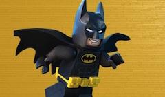 Lego Batman Construieste Selfie
