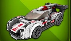 Lego Campionat in Viteza