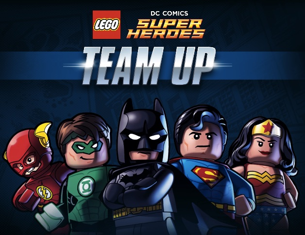 Lego Echipa Supereroilor