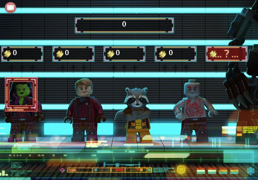 Lego Gardienii Galaxiei